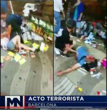 terrorismo islamico en Barcelona