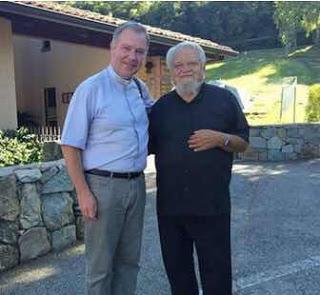 Patrice Chocholski apostata Enzo Bianchi
